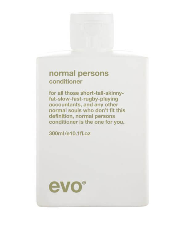 Evo Normal Persons Conditioner (300ml) i gruppen H�rpleie / Shampoo & balsam / Balsam hos Bangerhead.no (B004269)