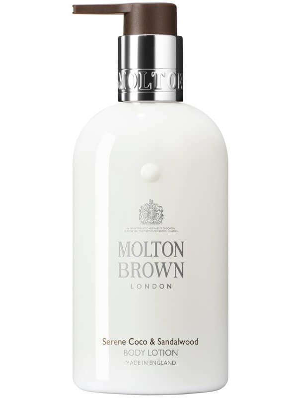 Molton Brown Coco And Sandalwood Body Lotion i gruppen Kropp & spa / Kroppsfukt / Body lotion hos Bangerhead.no (B004441)
