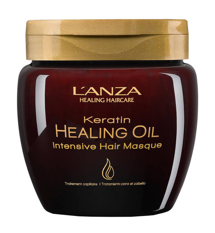 Lanza Healing Oil Intensive Hair Masque i gruppen H�rpleie / H�rkur & treatments / H�rkur hos Bangerhead.no (B008483)