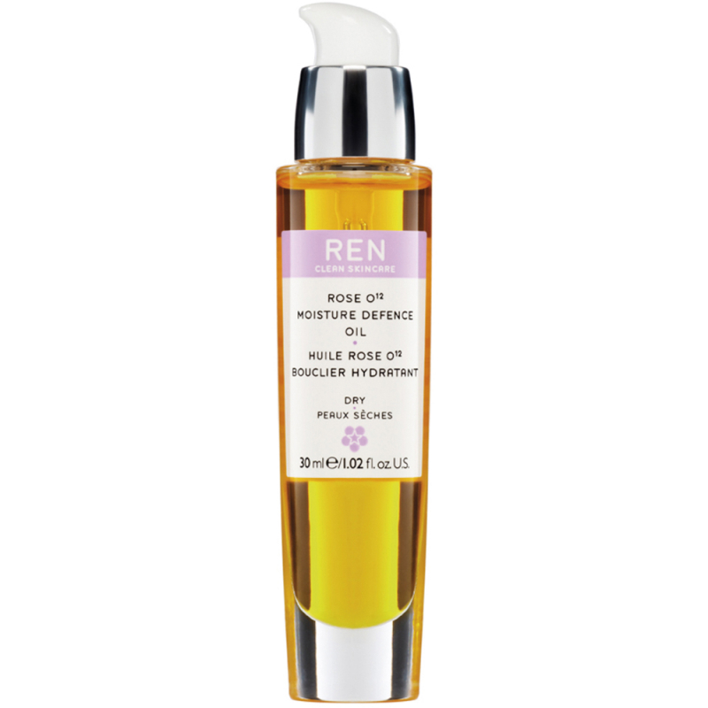 REN Rose 012 Moisture Recharge Defence Serum (30ml) i gruppen Hudpleie / Masker & treatments / Ansiktsserum hos Bangerhead.no (B012999)