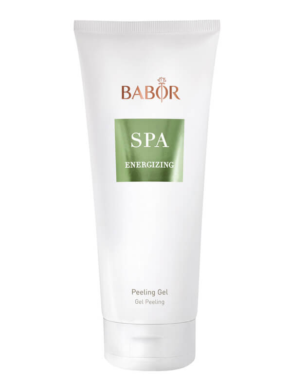Babor Spa Energizing Lime Mandarin Invigorating Peeling Gel (200 ml) i gruppen Kropp & spa / Kroppsrengj�ring / Body scrub & peeling hos Bangerhead.no (B017229)