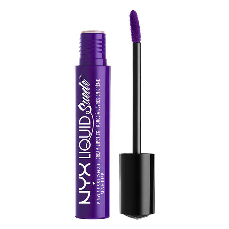 NYX Liquid Suede Cream Lipstick  i gruppen Makeup / Lepper / Leppestift hos Bangerhead.no (B018830r)