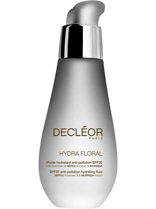 Decleor Anti-Pollution Hydrating Fluid SPF 30 (50ml) i gruppen Hudpleie / Ansiktsfukt / Dagkrem hos Bangerhead.no (B019314)