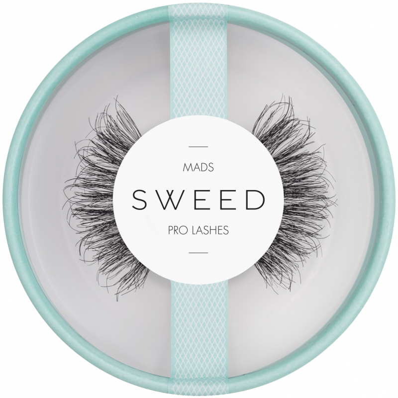 Sweed Lashes Mads i gruppen Makeup / �yne / L�svipper hos Bangerhead.no (B019729)