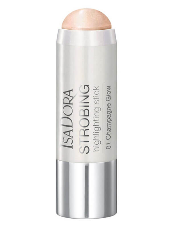 IsaDora Strobing Highlighting Stick - Champagne Glow i gruppen Makeup / Kinder / Highlighter hos Bangerhead.no (B020801)