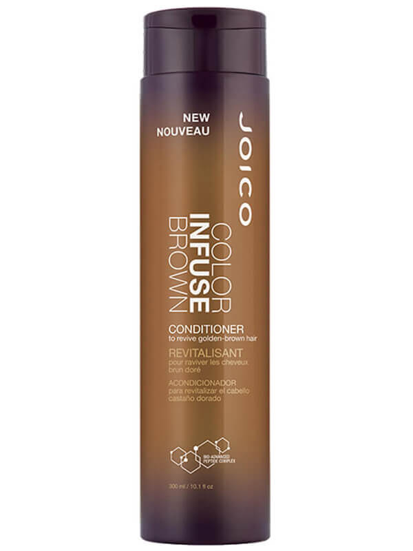 Joico Color Infuse Brown Conditioner (300ml) i gruppen H�rpleie / Shampoo & balsam / Balsam hos Bangerhead.no (B020832)
