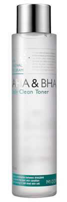 Mizon Aha & Bha Daily Clean Toner (150ml)