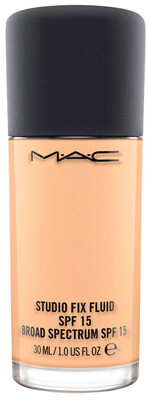 Mac Cosmetics Studio Fix Fluid SPF 15 Foundation