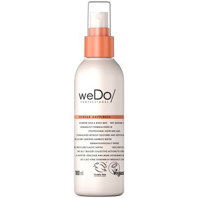 weDo Professional Spread Happiness Hair & Body Mist (100ml)