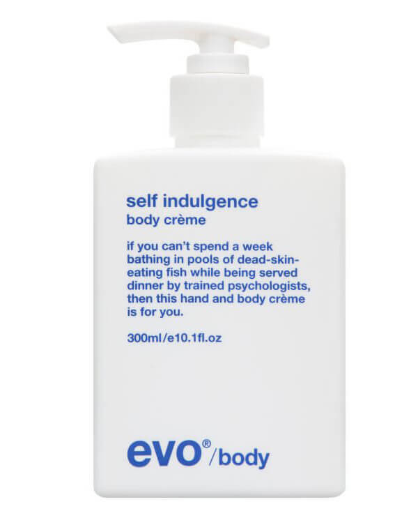Evo Self Indulgance Body Cream (150ml) i gruppen Kroppspleie / Fuktighet / Bodylotion hos Bangerhead.no (B004305)