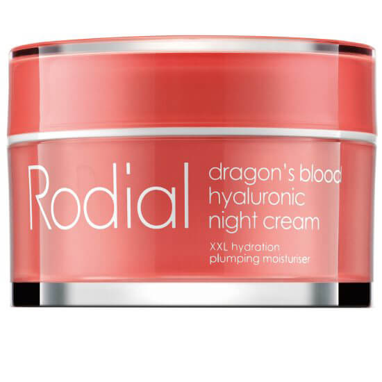 Rodial Dragons Blood Hyaluronic Night Cream (50ml) i gruppen Hudpleie / Fuktighetskrem / Nattkrem hos Bangerhead.no (B006057)