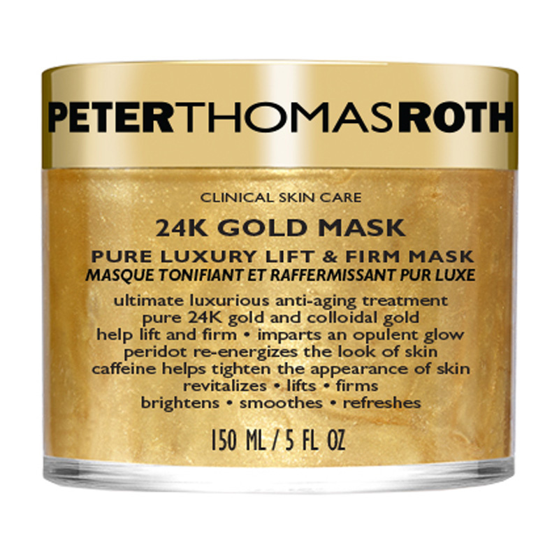 Peter Thomas Roth 24K Gold Mask Pure Luxury Lift And Firm Mask (150ml) i gruppen Hudpleie / Ansiktsmaske / Gelmaske hos Bangerhead.no (B009872)